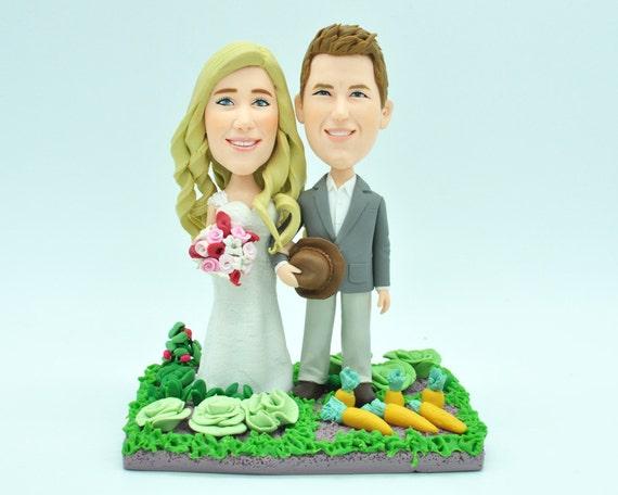 custom wedding cake topper personalized cake topper bride. Black Bedroom Furniture Sets. Home Design Ideas