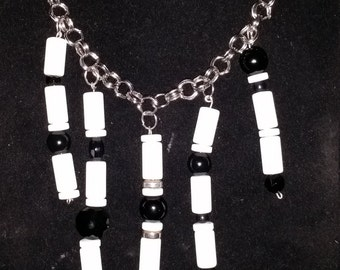 Contrast (Black and White) by Just Jewels Designs