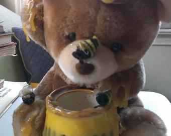 Hunny Pot Bear with Bees