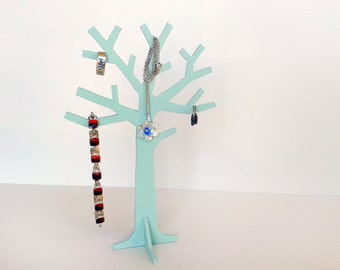 Small tree to hang rings