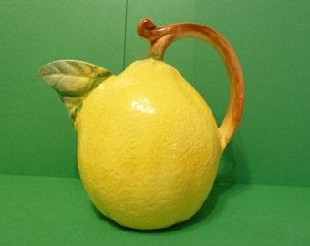 Lemonade, Lemon Pitcher, Made in Italy