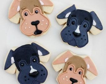 Dog Cookies-Puppy Sugar Cookies