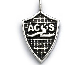 ACTS Shield Pendant