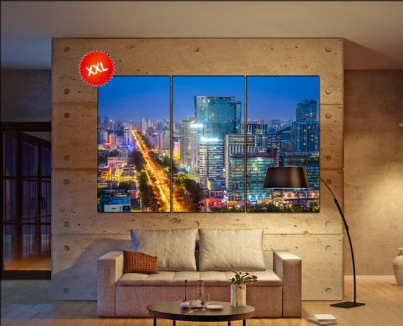 Beijing  canvas wall art Beijing wall decoration Beijing canvas wall art art Beijing large canvas wall art  wall decor