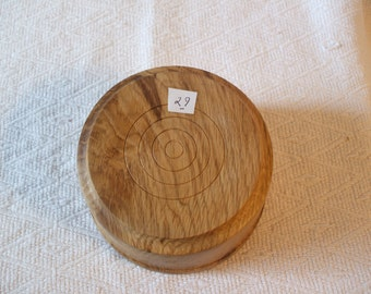 Oak bowl  # 29