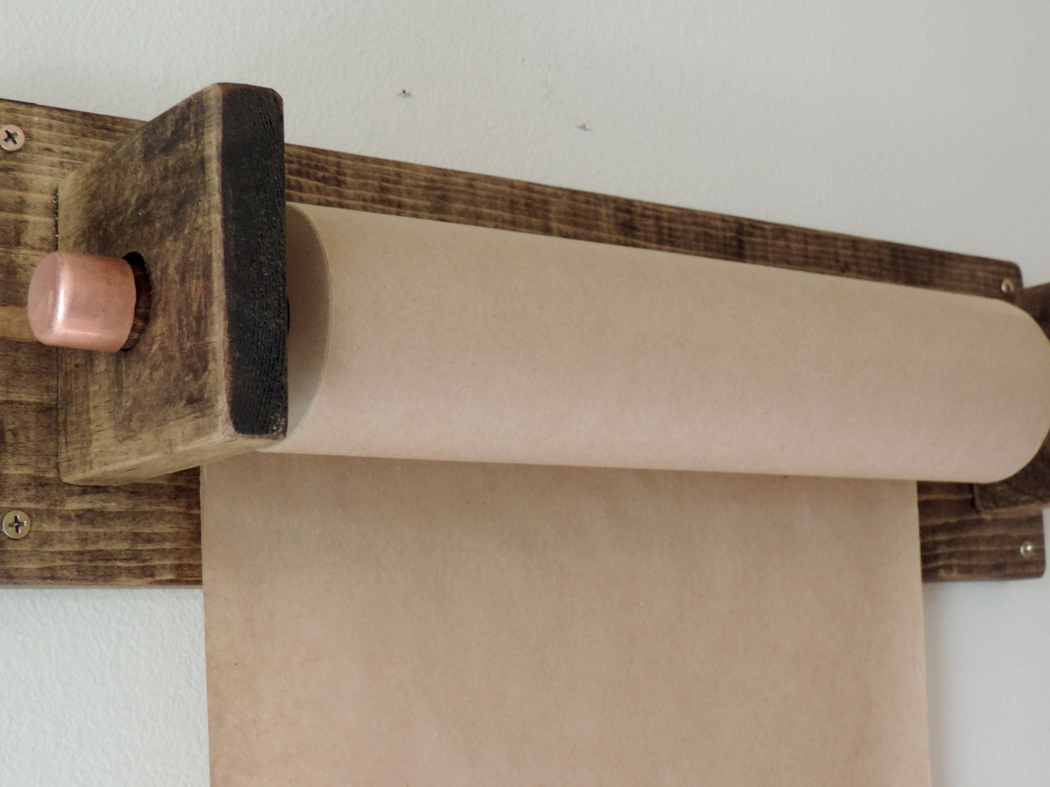 Wall Mounted Paper Roller wall mounted butcher paper roll