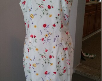 Maggie of London Floral Dress. Size 12