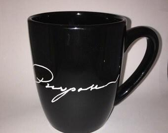 "justin bieber ""purpose"" mug"