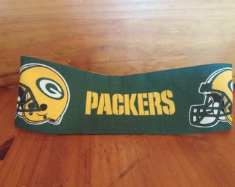 Green Bay Packer Headband