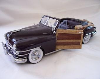 1948 Chrysler replica