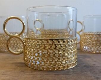 RARE Iittala Finland TSAIKKA  Timo Sarpaneva Espresso/Coffee Glass Cups