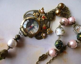 Romantic Necklace:
