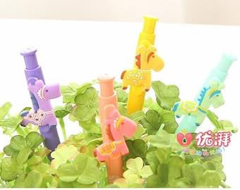 Sweet Candy Color Little Horse Gel Ink Pen