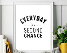unique second chances related items etsy