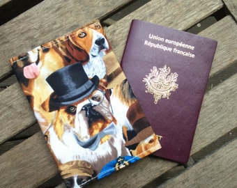 protects dog passport to the monocle
