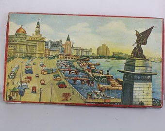 vintage jigsaw puzzle