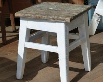 beautiful vintage stool