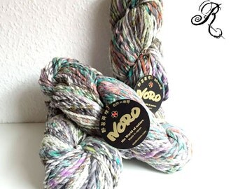 Noro Ginga (2016 new) - 13 neutral - 100g - bulky