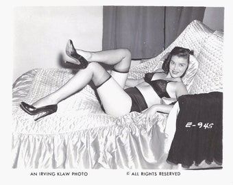 Vintage Original - Irving Klaw Photo