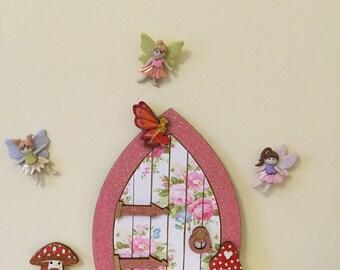 Wooden Fairy doors, childrens gift