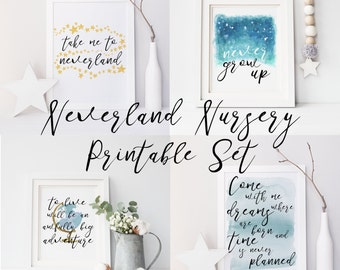 Neverland Nursery, Peter Pan, Peter Pan Nursery,