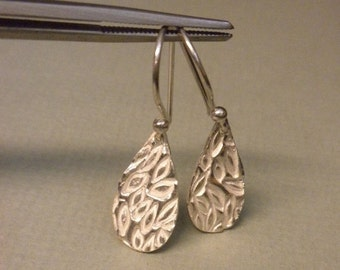 Valentines Sale Fine Silver Earrings