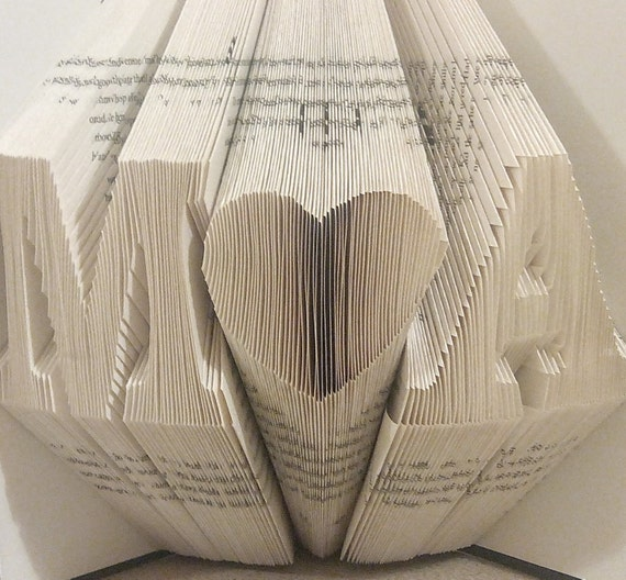 Book Art Wedding Gift : Book Art, Anniversary Gifts, 1st Wedding Anniversary, Wedding Gift ...