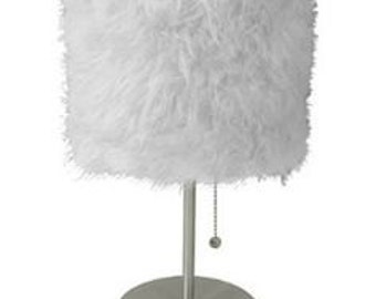 Fur Lamp Shade (Free Shipping)