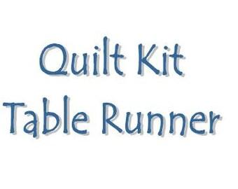 Quilt Kit - Table Runner