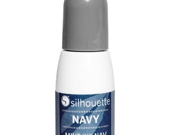 Silhouette Mint Ink - Navy