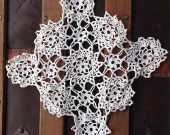 Beautiful Handmade Crochet Doily