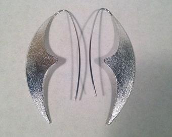Stylized Ulu earrings