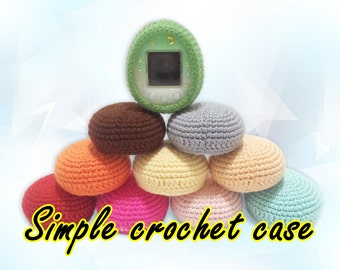 Tamagotchi cover/ Tamagotchi case : Simple plain