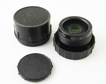 Russian MC Converter K-1 2X for 35mm SLR cameras M42 Zenit Pentax Praktica type