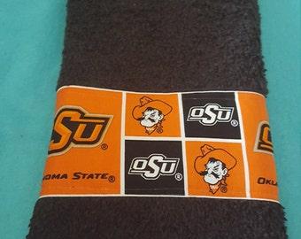 Oklahoma State Hand Towel