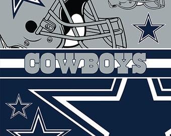 Dallas Cowboys Beach Towel for 2 54x68