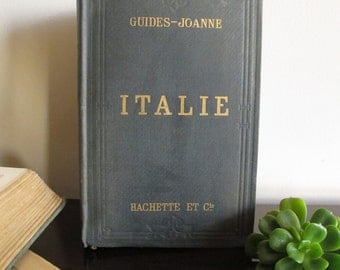 Guide Italy 1900