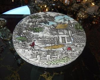 ENGLAND MYOTT THE Hunter Hand Engraved Plates