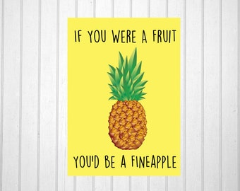 Funny Love Printable Card