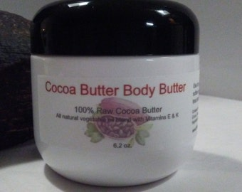 Cocoa Butter Body Butter