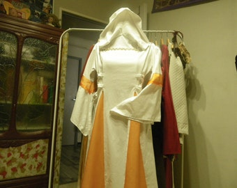 child medieval dress 10/12 years