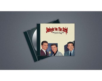 CD Lounge Music 1959 -Swingin' On The Strip - Music from TV Show 77 Sunset Strip