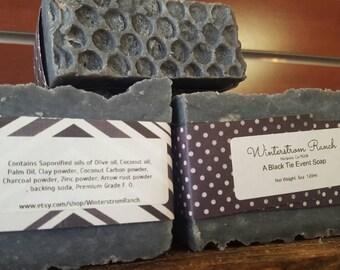 A Black Tie Event Soap Bar