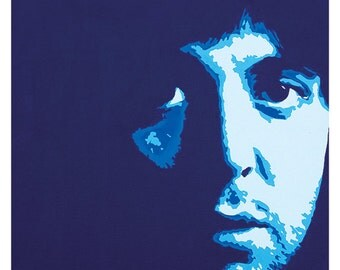 Paul McCartney Pop Art