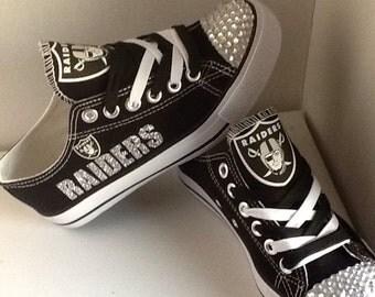 Oakland Raiders Nike Train Speed  Nfl Kickoff Shoes