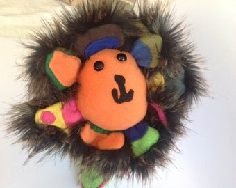 Plush lion, Plush toy, Plush toy from drawing, Stuffed with plush ,Customized plush toy, Lion animal soft toy, Lion plushy, Animal plush