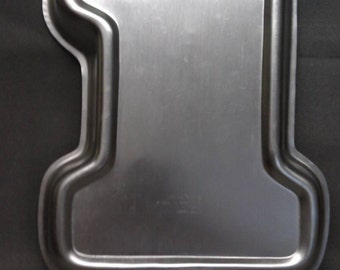 Wilton 1979 Cake Pan the Number 1