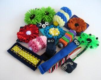 Fidgets, Set of 14 Fidgets in Box, Teacher Gift