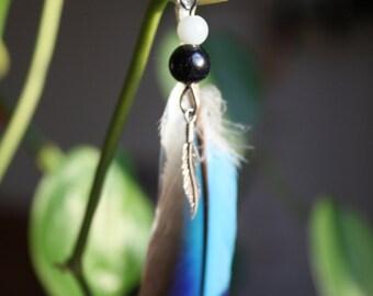 Dreadlocks Hinduracke Gemstone Dreads Feather