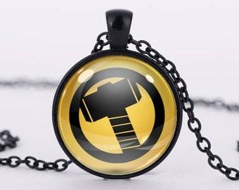 Thor Pendant / Keyring. Buy THREE get ONE free.